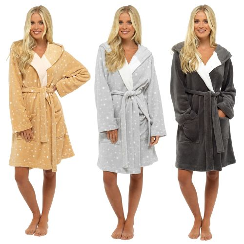 Ladies Novelty Animal Robe