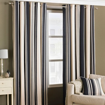 Broadway Curtains Black