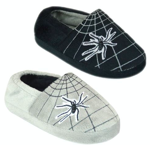Boys Spider bedslippers